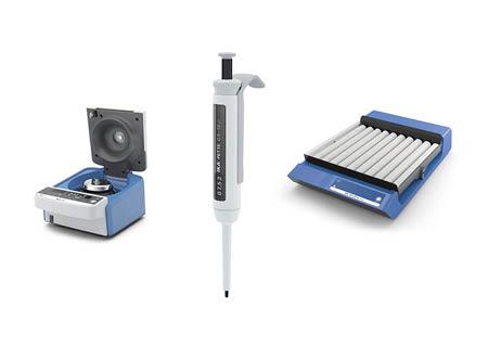 Produkter från IKA för forskning om Covid-19