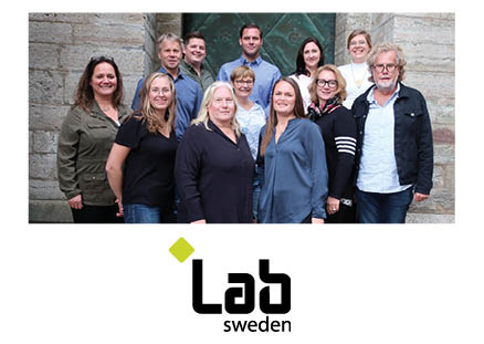 LAB Analytical, LAB Diagnostics och LAB Noax  går samman med LAB Sweden