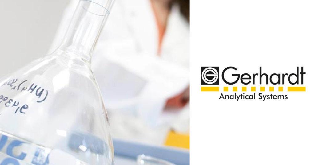 LAB Sweden blir exklusiv distributör produkter från C. Gerhardt Analytical Systems i hela Skandinavien