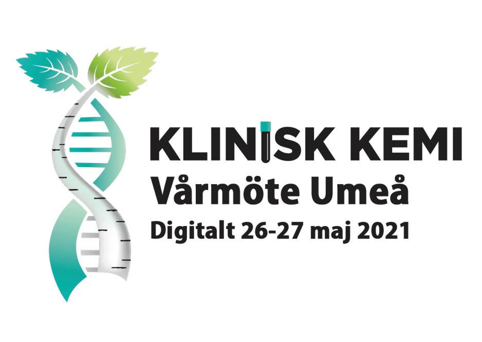 Digitalt vårmöte, Klinisk Kemi 26-27 maj
